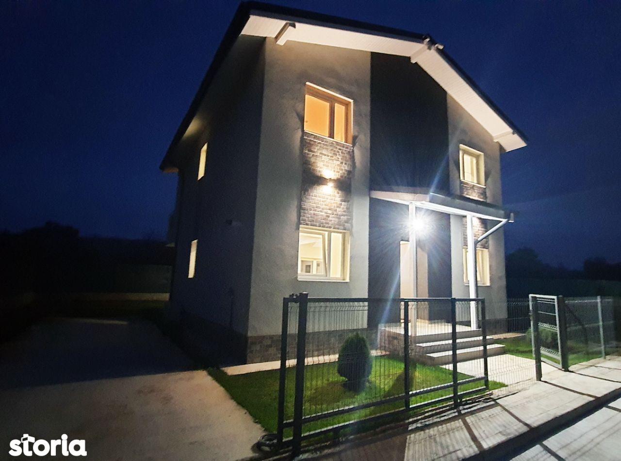 Vile 4 & 5 camere Otopeni City Gardens - Faza 4