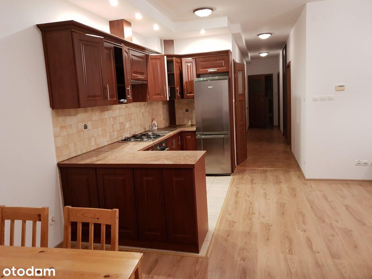 Mieszkanie 3 pok, balkon, 2 miejsca postojowe