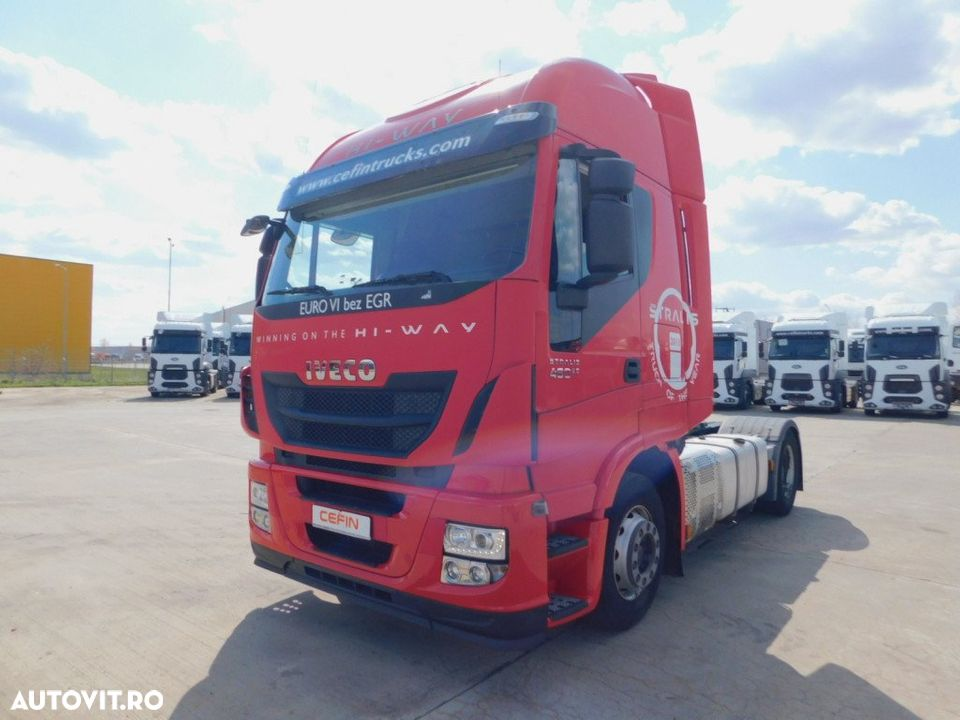 Iveco As440tp 460 - 1