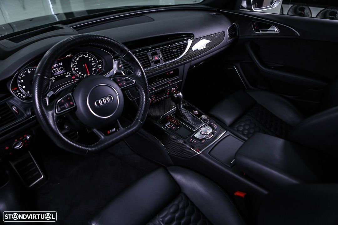 Audi RS6 A 4.0 TFSi Plus quattro Tiptronic - 50