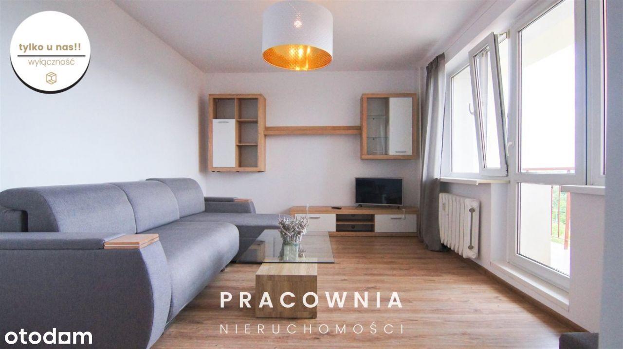 Dwa pokoje po remoncie - kompetnie wyposażone