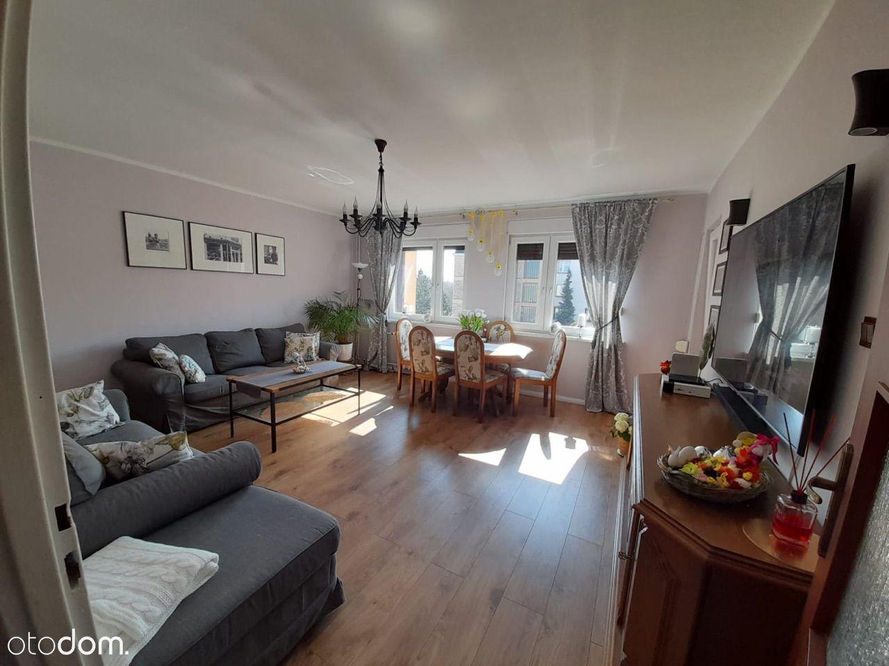 Mieszkanie 63,5m2 piwnica + garaż - oś. Wieniawa