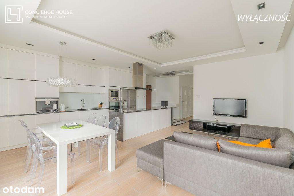 Apartament na Żolioborzu, ul. Rydygiera, 115 m2