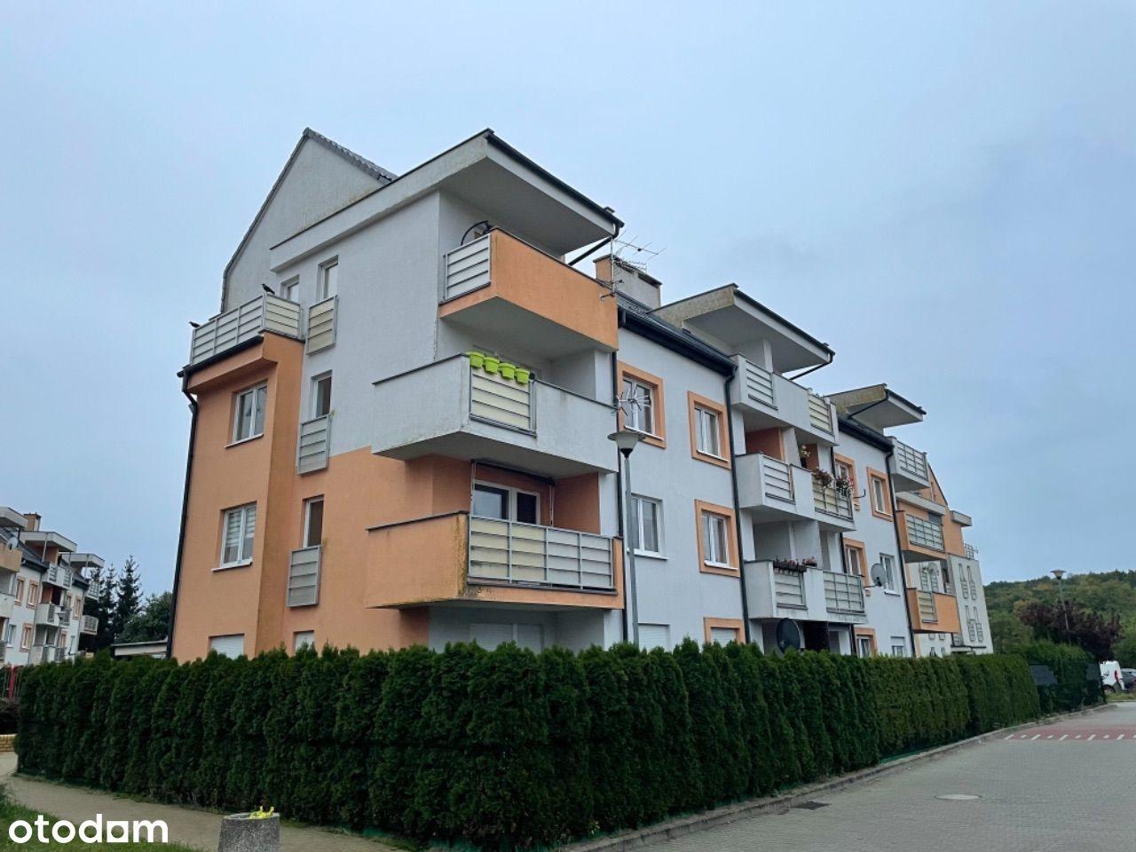 Mieszkanie dwupoziomowe 3 pokojowe