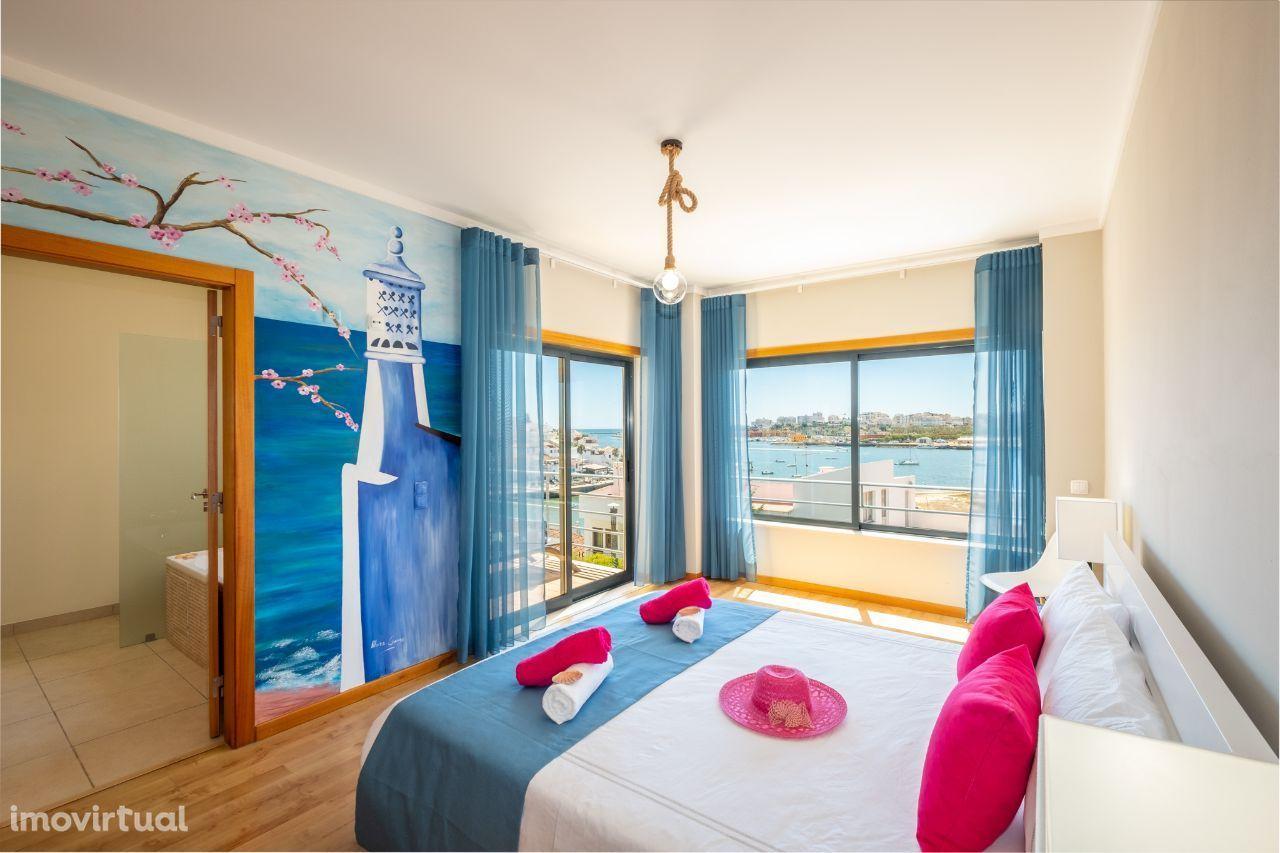 Moradias para férias, Ferragudo, Lagoa (Algarve), Faro - Foto 14