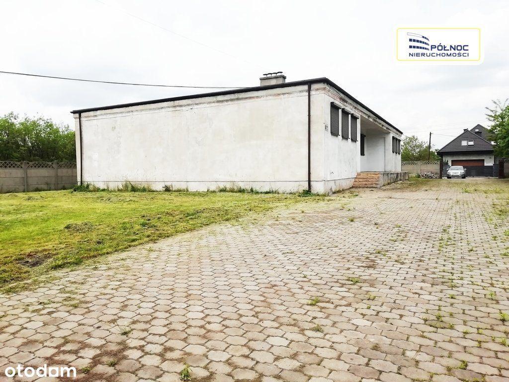 Obiekt Dąbrowa Górnicza, hale 800 m2