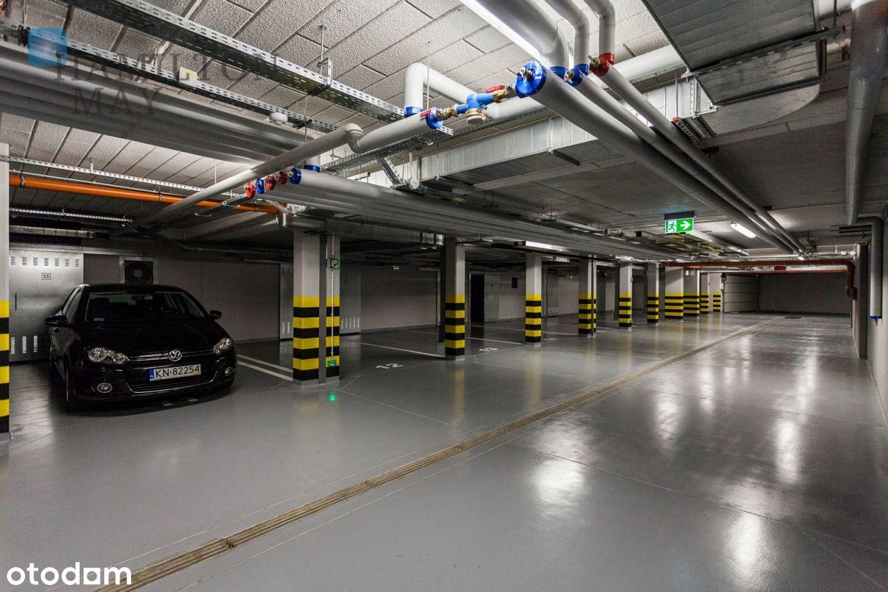 Miejsce postojowe w garażu podziemnymbloku 67D.
