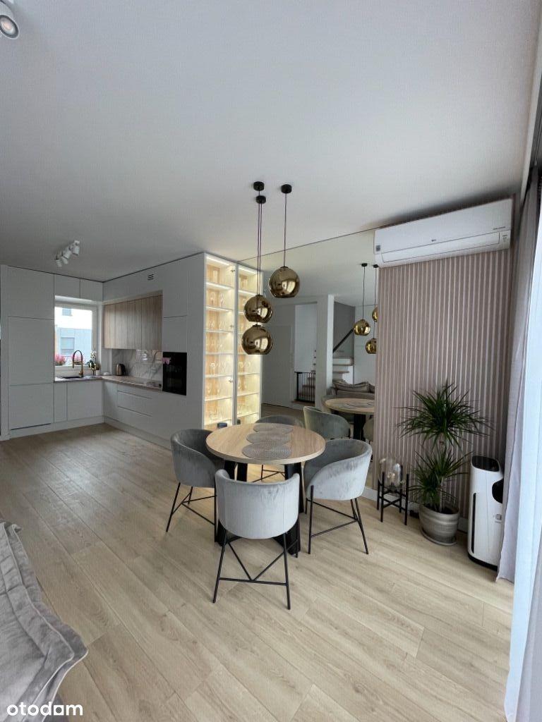 Przepiękny dom w zabudowie szeregowej do wynajęcia