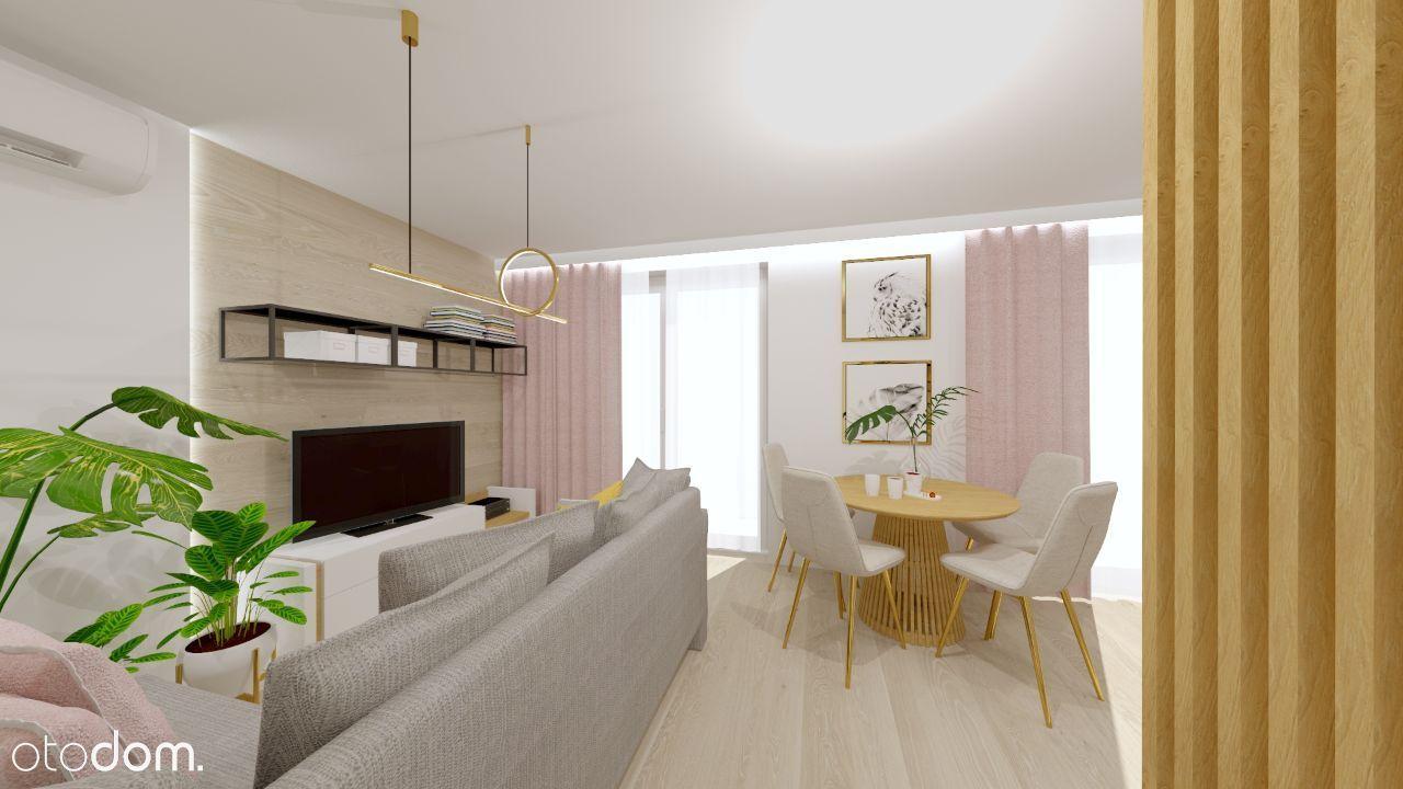 Dwupoziomowe Mieszkanie 84,44m2 +balkon+m.postojwe