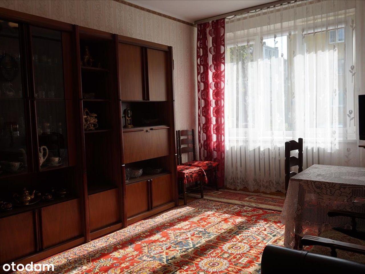 Mieszkanie na parterze 39 M 2