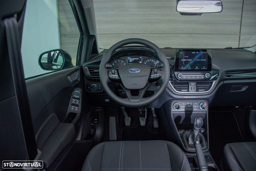 Ford Fiesta CONNECTED 1.1 TI-VCT (S&S) - 9