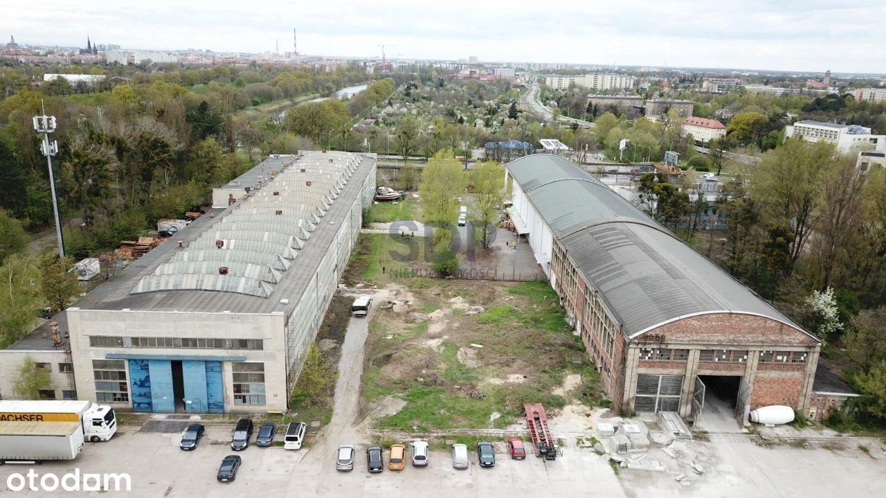 Hala magazynowo-produkcyjna 200m2, 22zł/m2