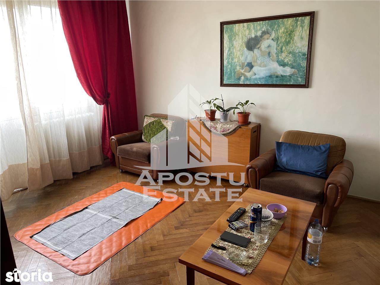 Apartament cu 3 camere, Gheorge Lazar