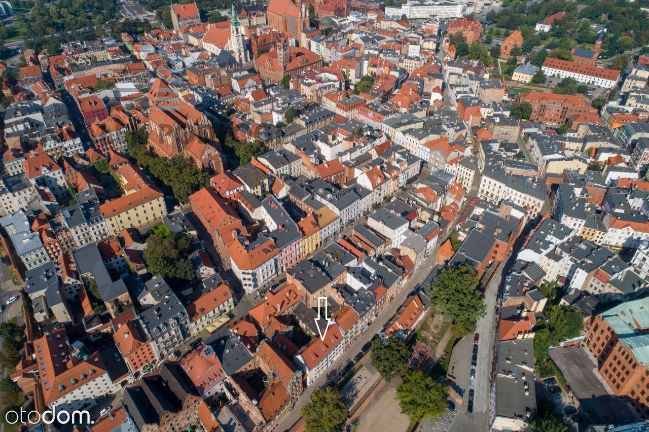 Stare Miasto - spichlerz z pozwoleniem pod hotel