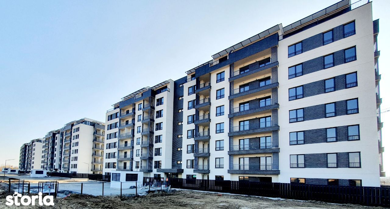 Inchiriere Apart 2 Camere Penthouse + Parcare | H Pipera Lake Aviatiei