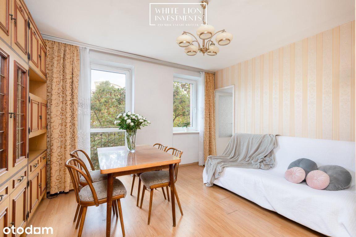 Przytulne 3 - Pokojowe Mieszkanie Praga Południe