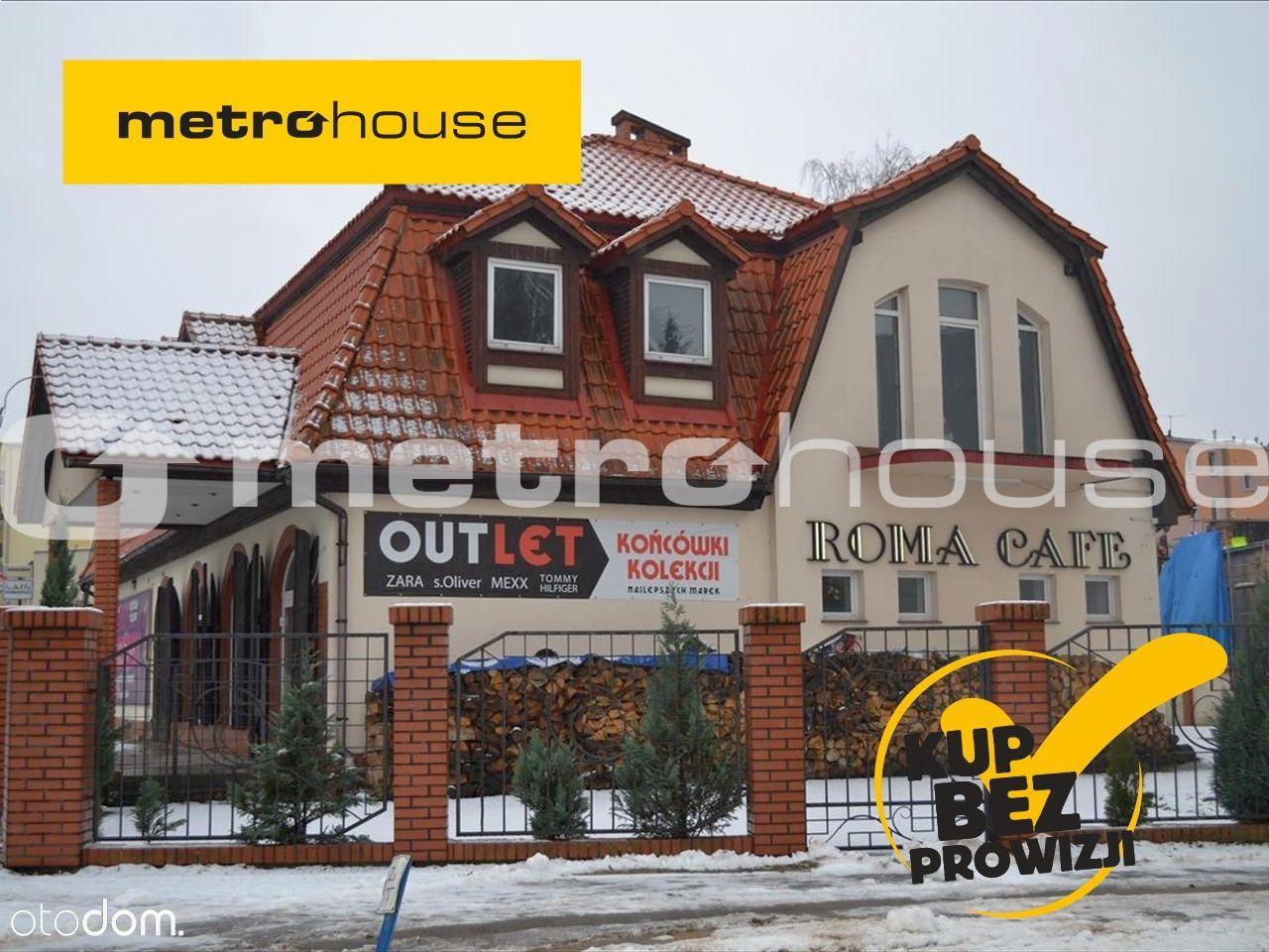 Lokal użytkowy, 570 m², Bartoszyce