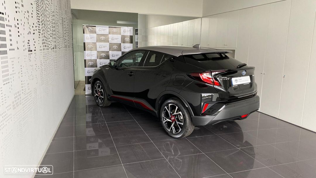 Toyota C-HR 1.8 Hybrid Square Collection - 2