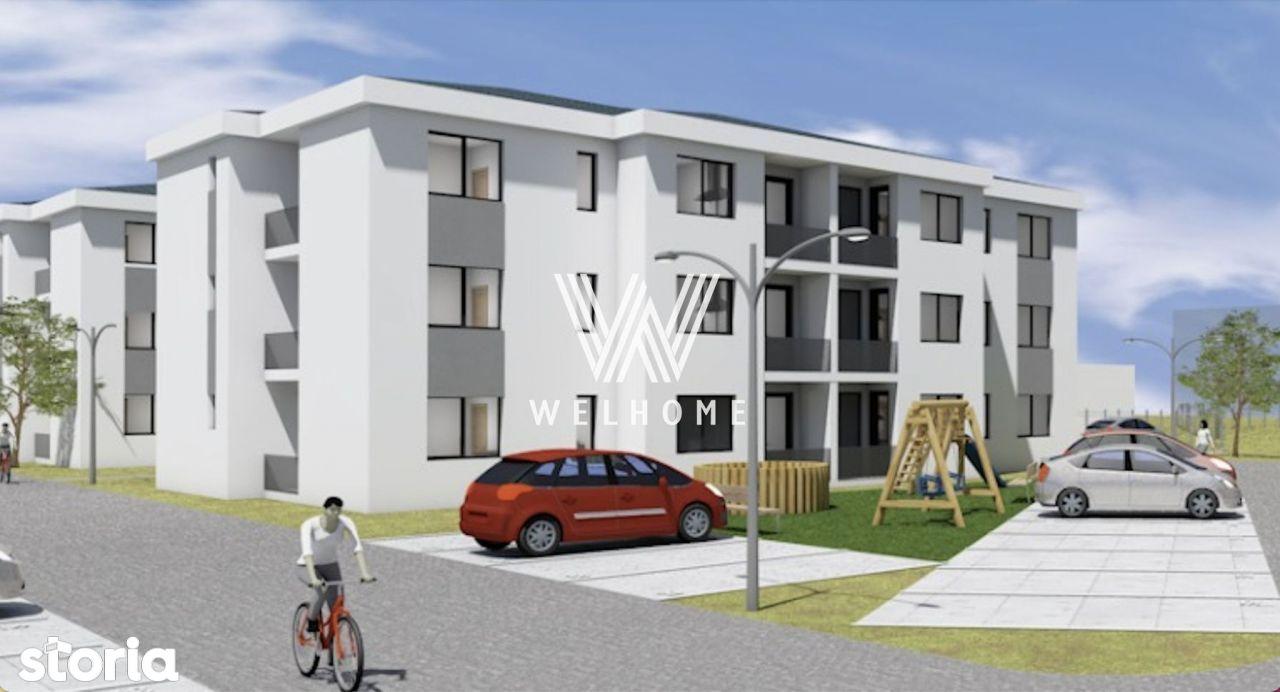 Apartament cu 3 camere, 67 mp, in Selimbar, Sibiu