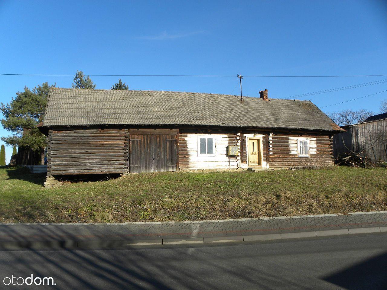 Siołkowa, dom drewniany