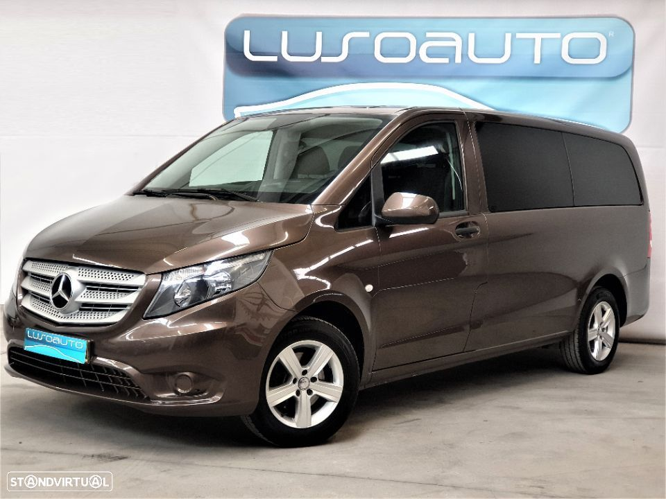 Mercedes-Benz Vito Tourer 111/32 cdi - 1