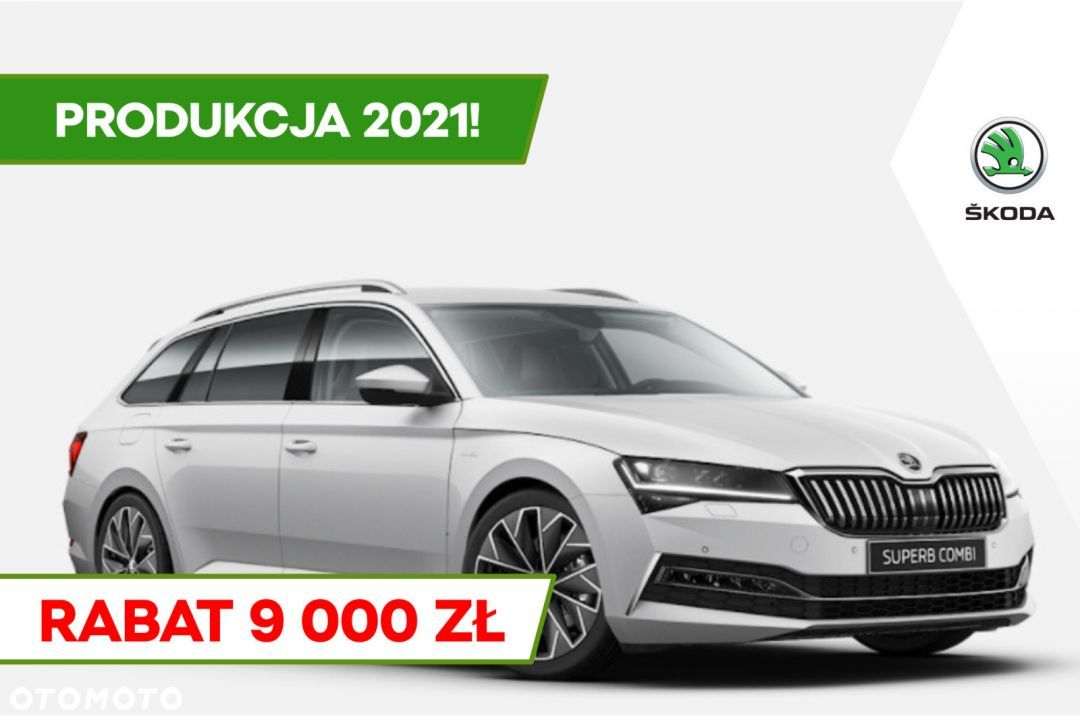 Škoda Superb Combi Laurin&Klement 2.0 TDI 200KM DSG *Rata od 618 zł/mc* - 1