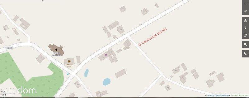 Działka budowlana 3900 m2 Złotów gm. Zawomia