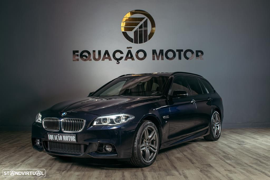 BMW 535 d Touring XDrive Pack M Auto - 1