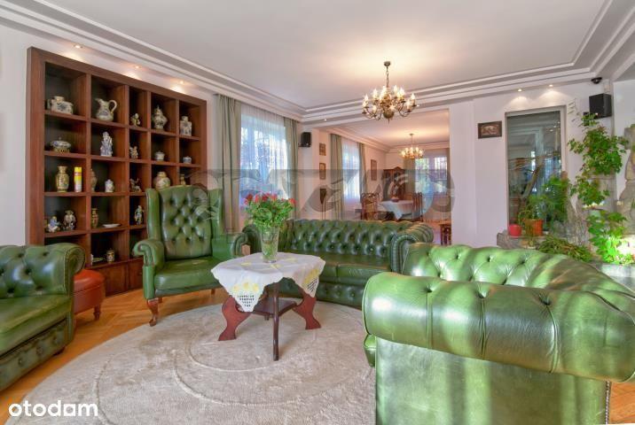 Przestronny dom z apartamentami, Wawer Radość /Eng