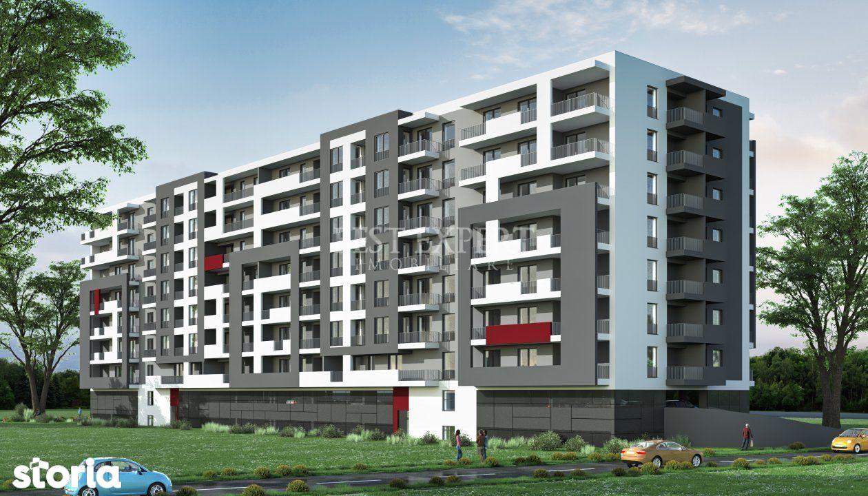 Theodor Pallady - Apartament Luminos 2 camere decomandate cu Balcon de