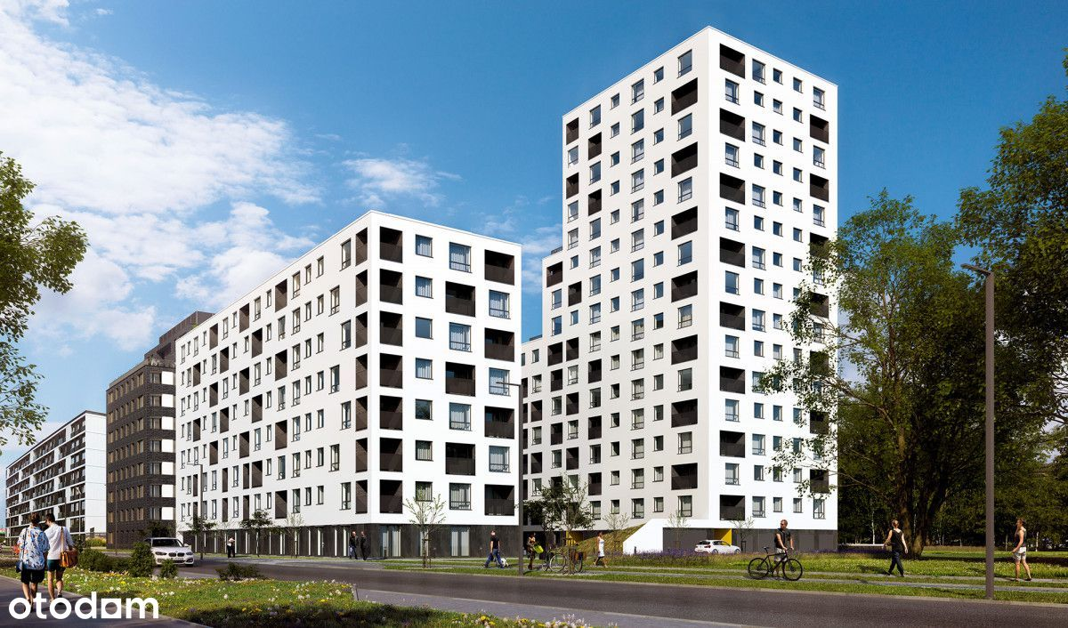 Apartament 2-pokojowy na Krzykach WYNAJMĘ