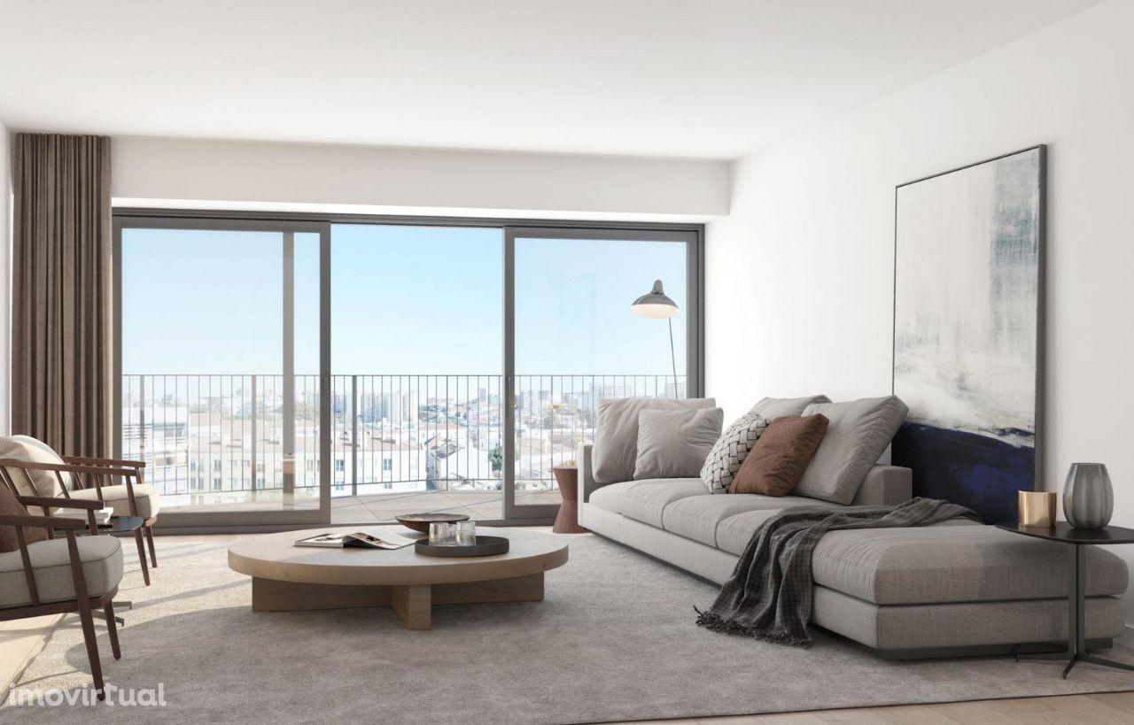 Apartamento T2 - Valrio II