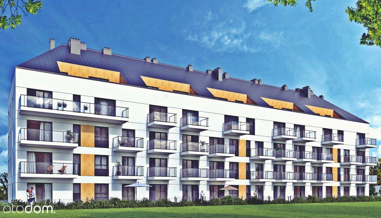 Mieszkanie w Inwestycji Warszawska21 M30