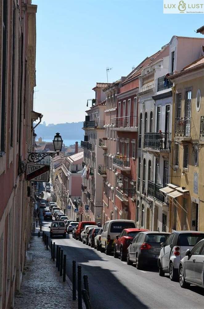 Apartamento para arrendar, Misericórdia, Lisboa - Foto 1