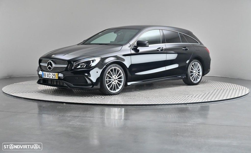 Mercedes-Benz CLA 200 Shooting Brake 200da AMG - 1