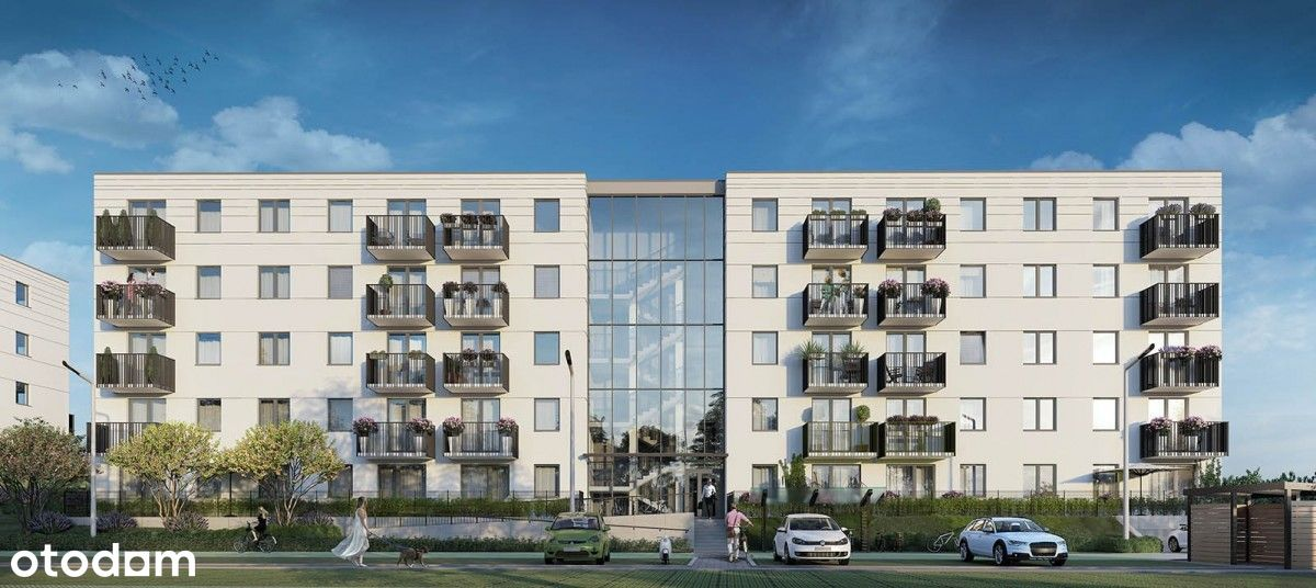 Nowe mieszkania 7km do centrum Gdańska
