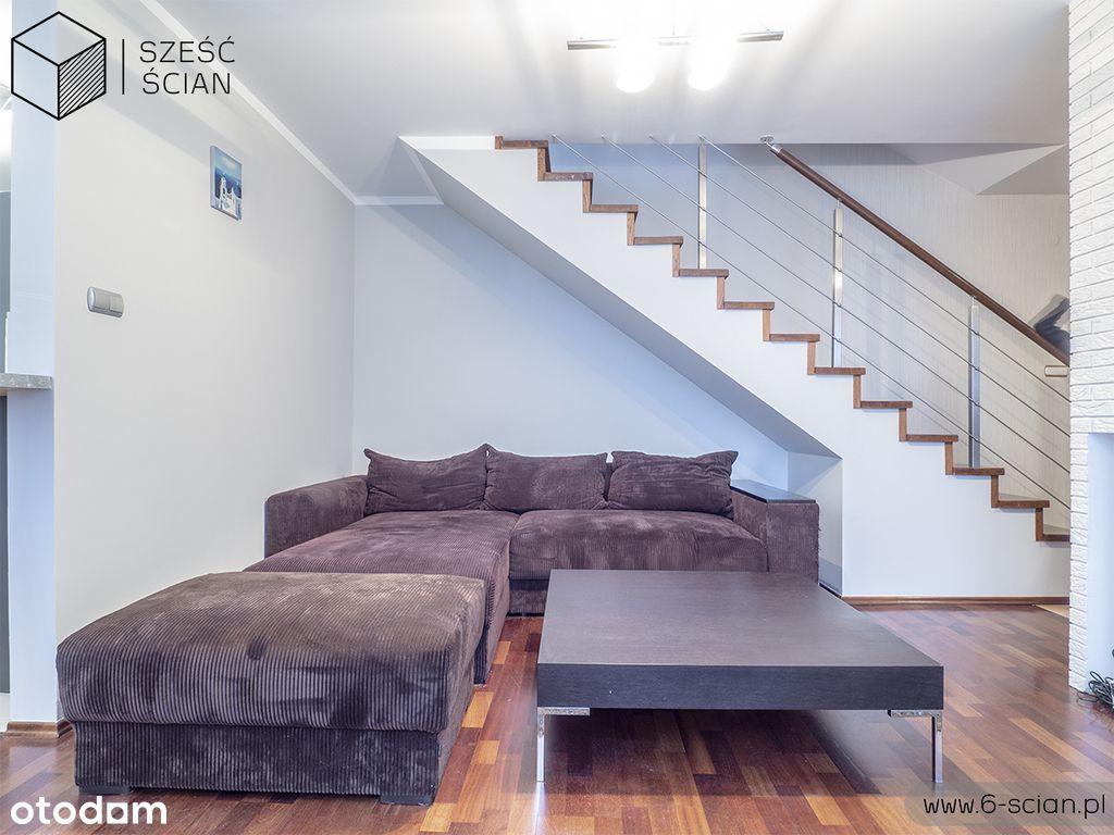 Mieszkanie 3-pok  85 m2   2x Garaż   Dwupoziomowe