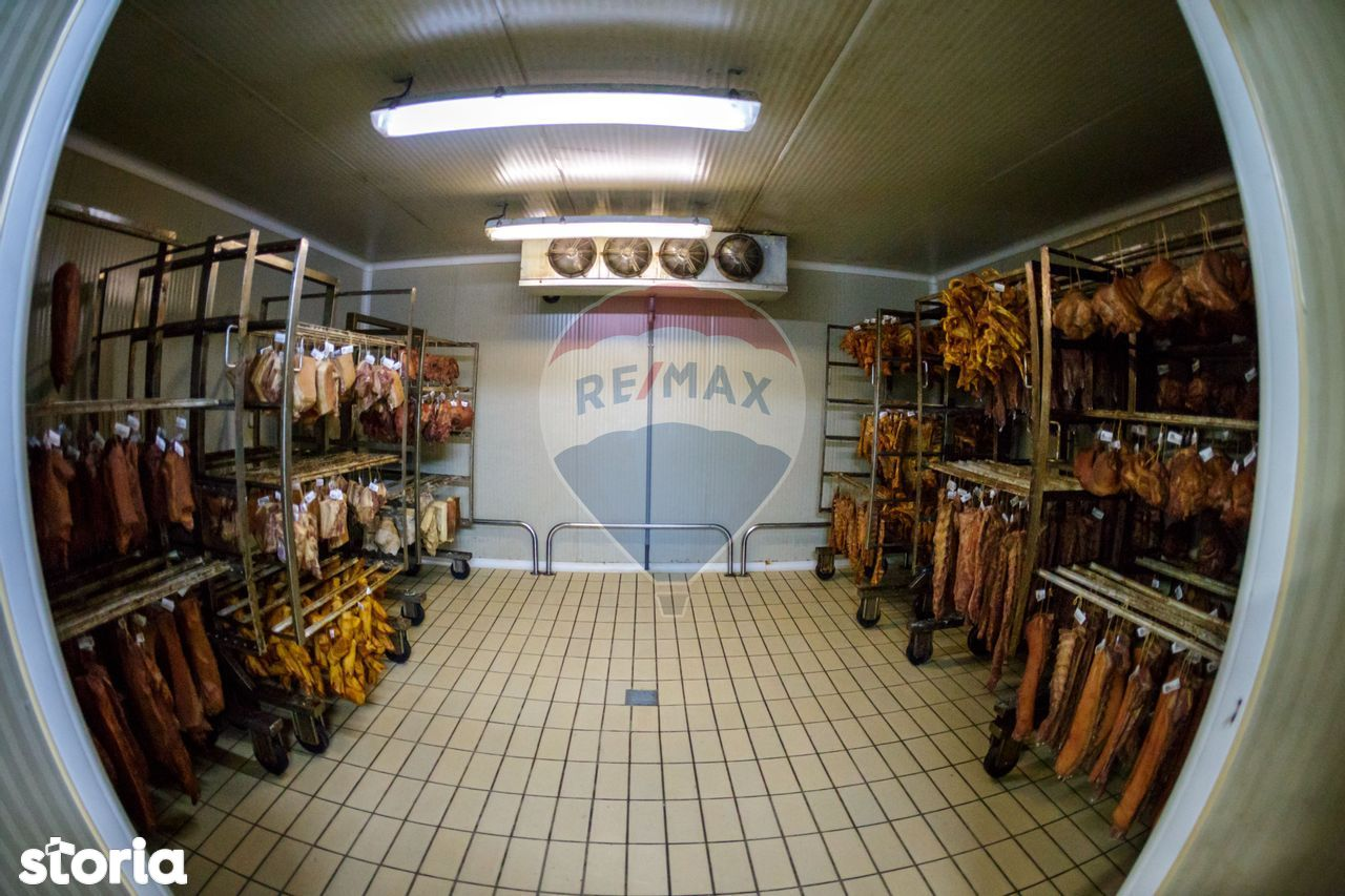 Afacere de vanzare/Carmangerie-TOP