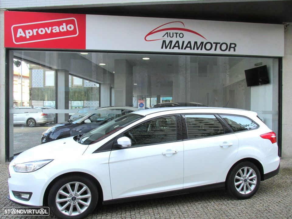 Ford Focus SW - 23