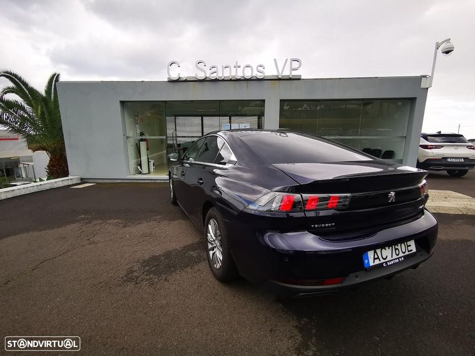 Peugeot 508 1.5 BlueHDi Business Line EAT8 - 9