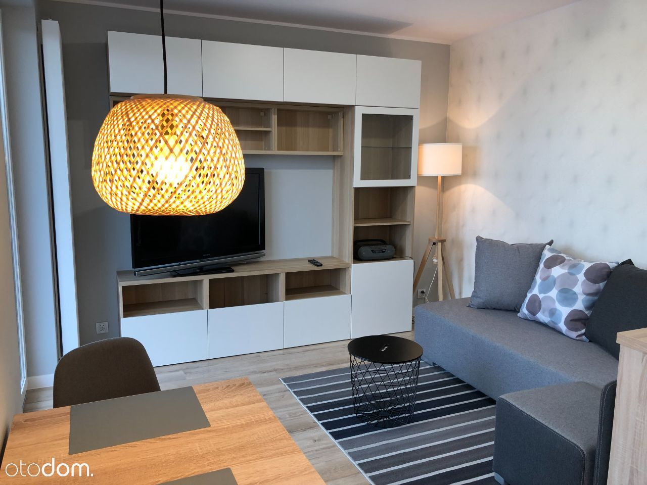 Nowe mieszkanie przy Parku Kościuszki - 42 m2