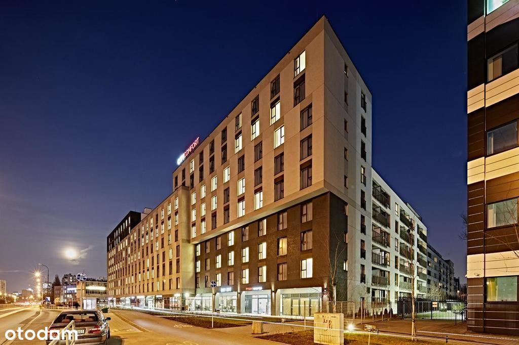 Wynajme apartamenty 23 m kw. Residence Wolska 165