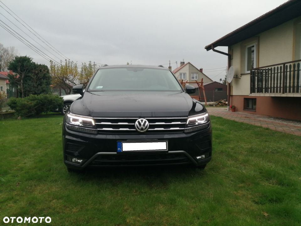 Volkswagen Tiguan Allspace 4MOTION 2018 R 8 biegowy Automat ,Nawi, Android Auto - 1