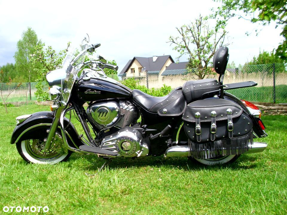 Indian Chief indian chief 2018 rok 6630 km - 11