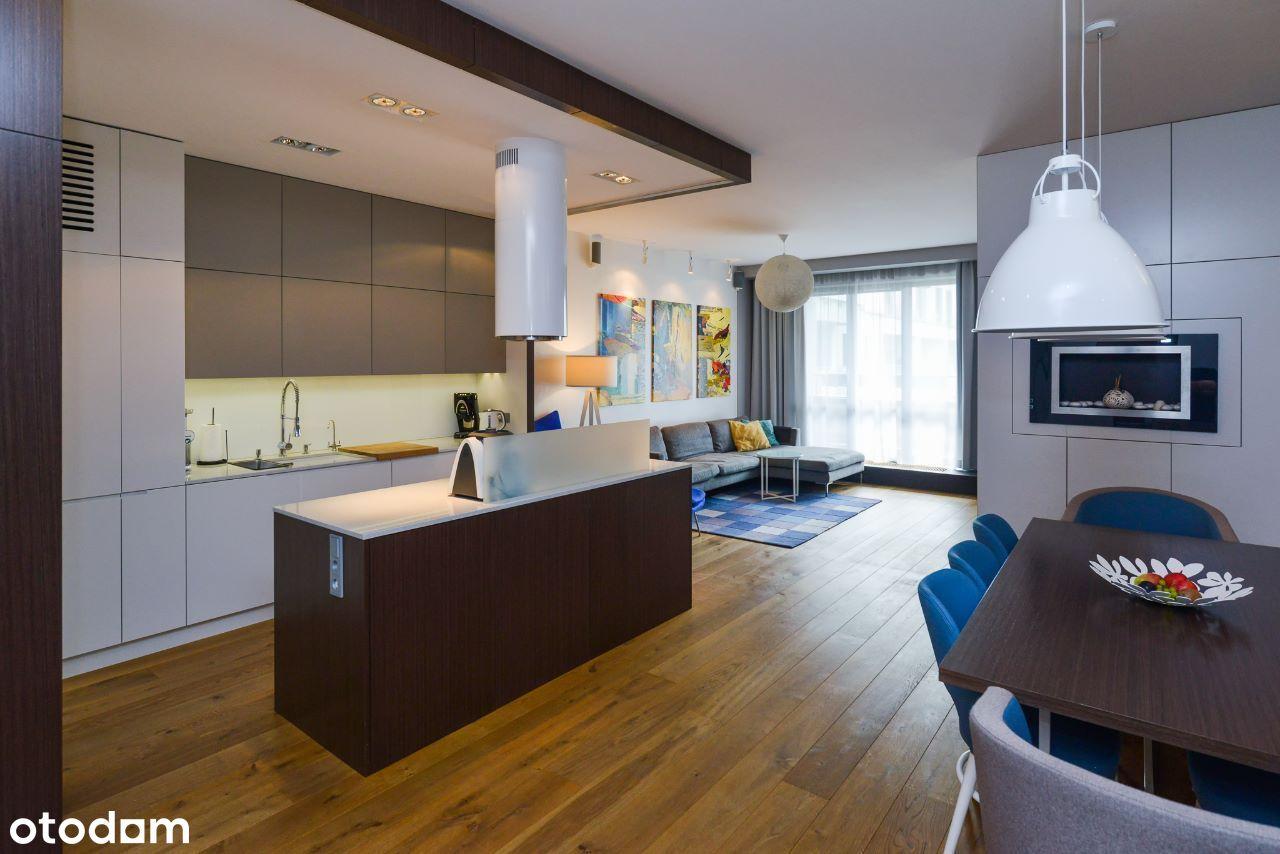Lux Apartament - wyposażony, 2 garaże BEZPOŚREDNIO