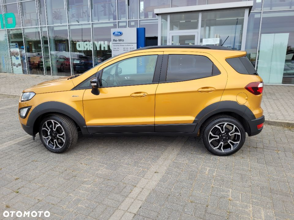 Ford EcoSport Active, 1.0 EcoBoost mHEV 125 KM M6 ( z ASS ) FWD - 13