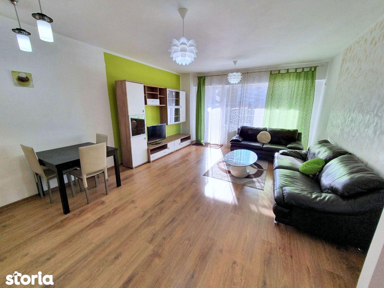 2 camere, bloc nou, garaj si terasa, in Marasti Dorobantilor Residence