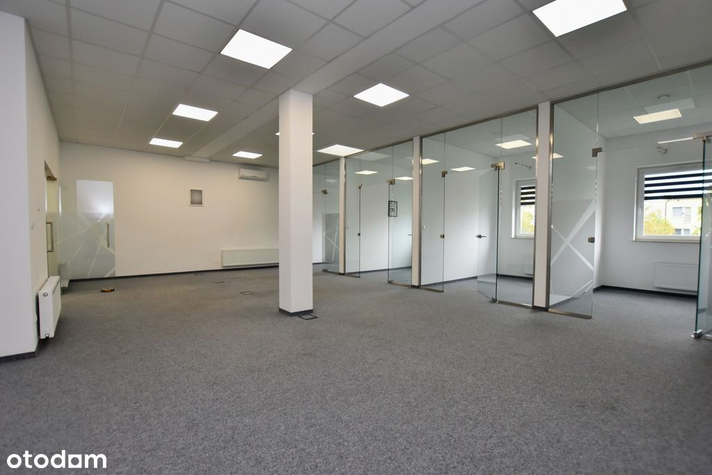 Lokal użytkowy (biuro) na wynajem 140m2