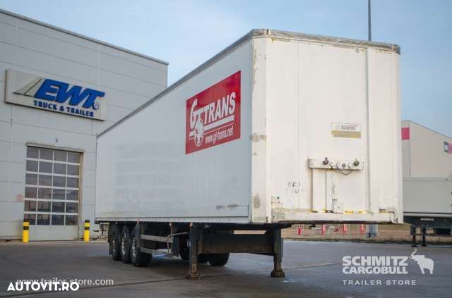 Schmitz Cargobull Semitrailer Insulated box - 2