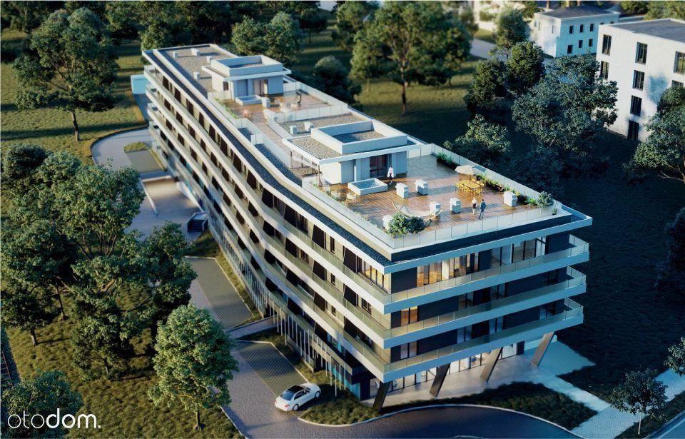 Ekskluzywny apartament nad morzem/ balkon 42mkw
